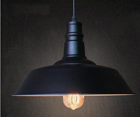 LAMPARA COLGANTE GALPONERA