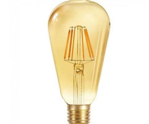 Ampolleta Filamento LED A64