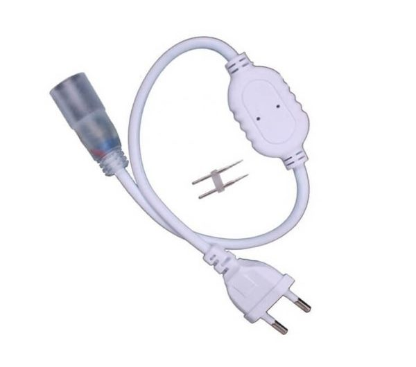 CONECTOR LED NEON 220V 360°